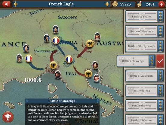 European War 6: 1804 screenshot 15