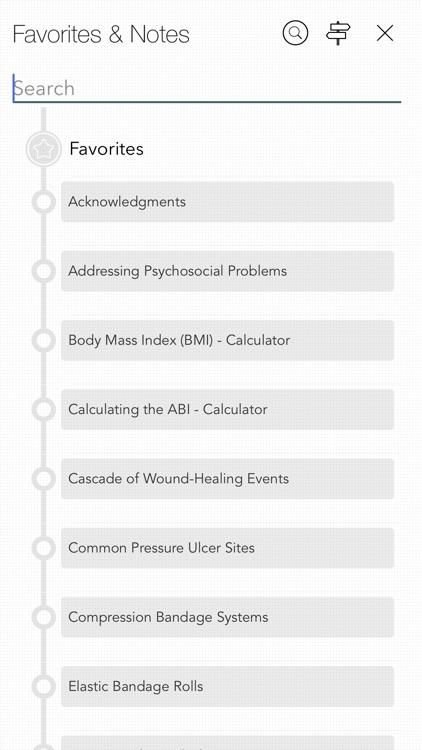 Clinical Guide Skin Wound Care screenshot-5