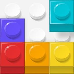 Blokky: Mosaic, 3D Color Block