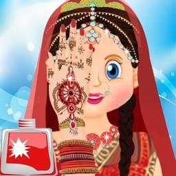 Indian Bride Spa-Bridal Salon