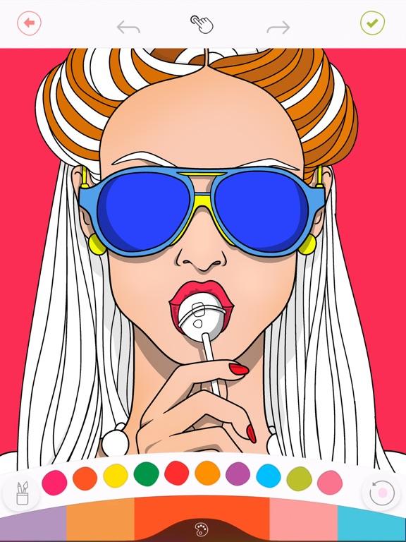Colorfy Coloring Book Games App Price Drops
