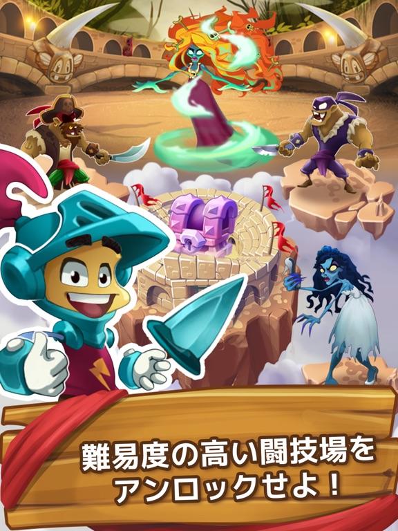 マッチアロット:少年騎士の冒険のおすすめ画像2