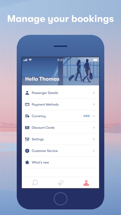 Omio: Book train, bus & flight screenshot-4