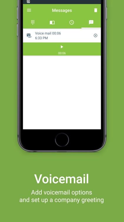 EVOX - Business phone service screenshot-5