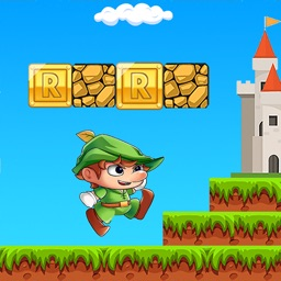 Robin Jungle World -Jump N Run