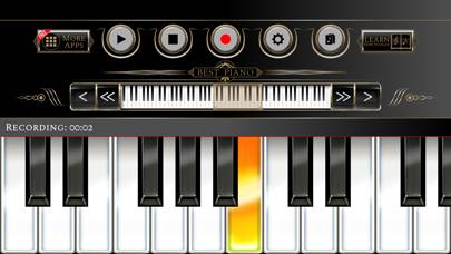 The Best Pianoのスクリーンショット1
