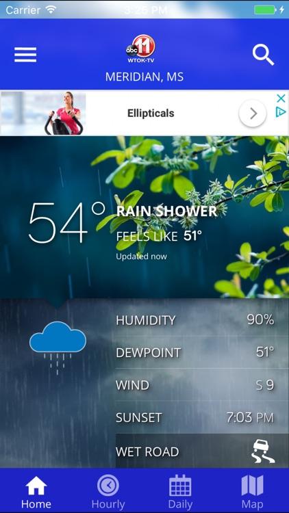 WTOK Weather