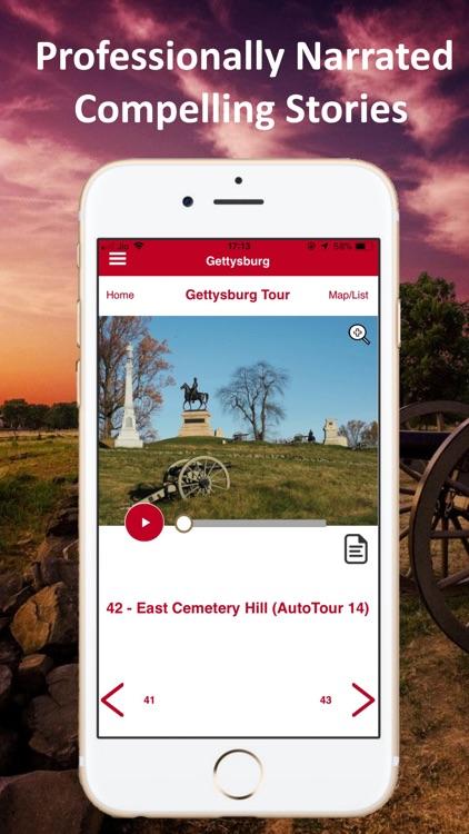 Gettysburg Battle Auto Tour screenshot-3