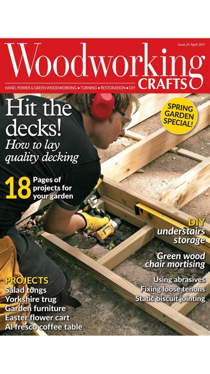 Woodworking Crafts Magazine screenshot-4