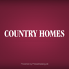 COUNTRY HOMES - Zeitschrift