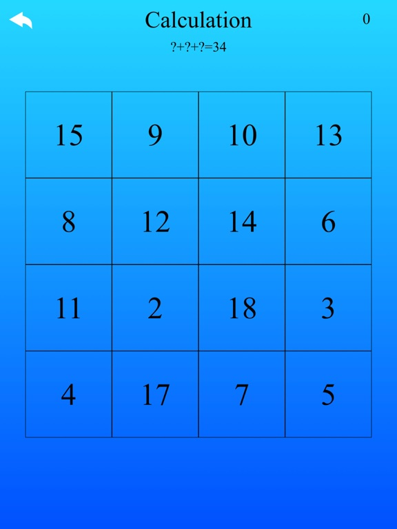 Math Puzzle - brain test PRO на iPad