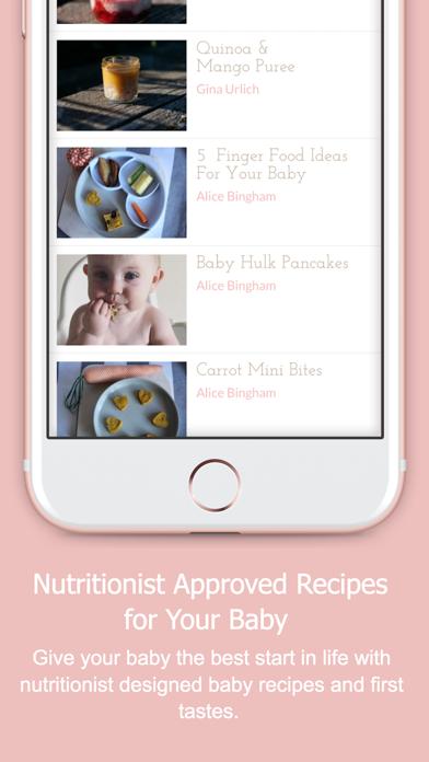 Nourished Mummy Project screenshot four