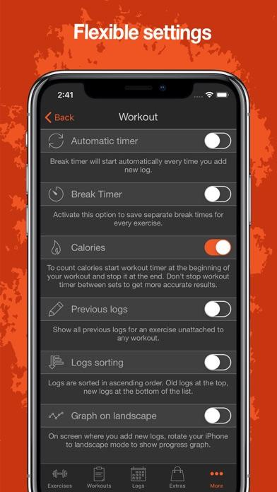 Fitness Point Pro screenshot 8
