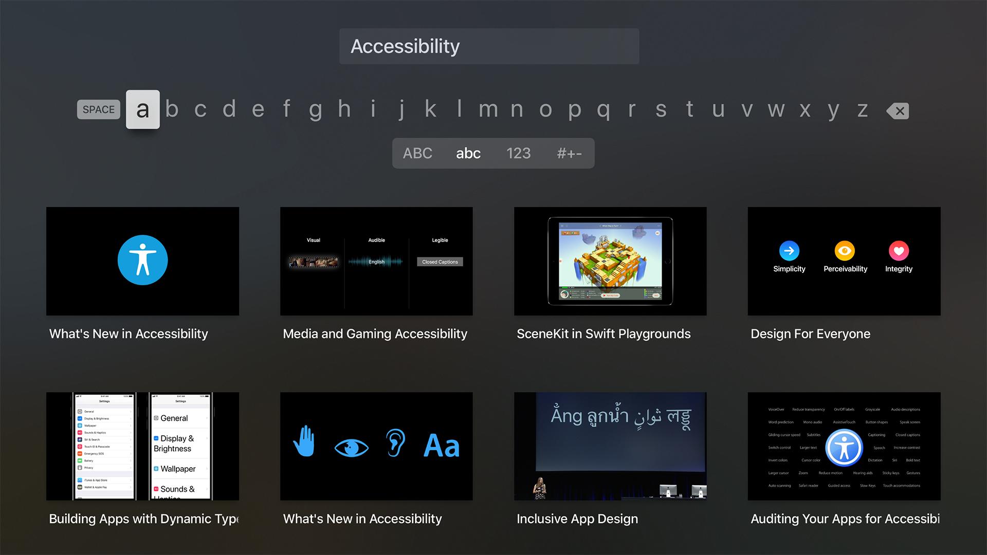 Apple Developer screenshot 20