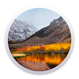 Ícone do app macOS High Sierra