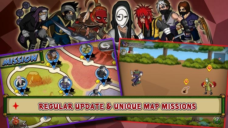 Ninja Saga screenshot-3