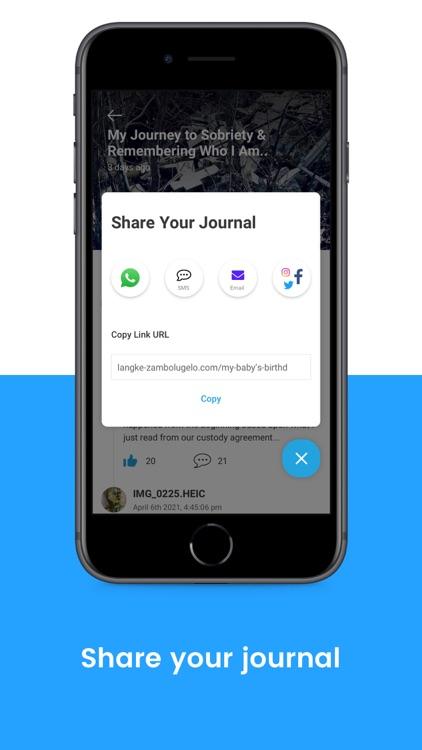 Lugelo - Journal Stories screenshot-4