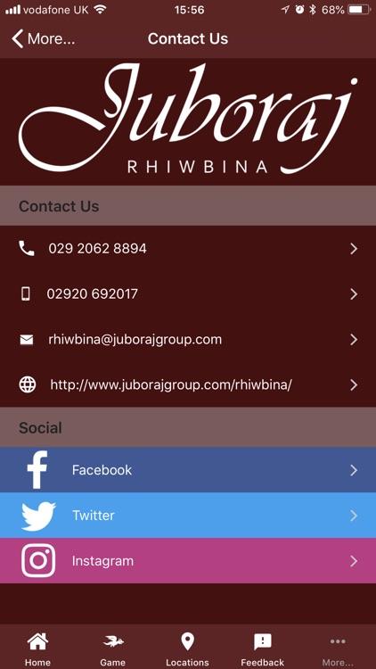 Juboraj Rhiwbina screenshot-4