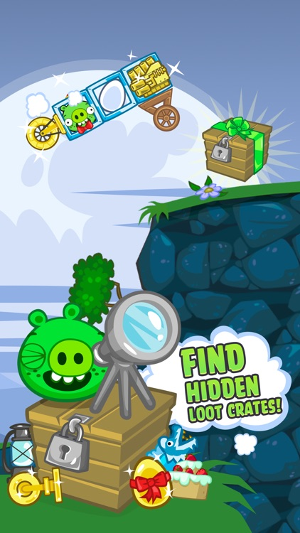 Bad Piggies screenshot-3