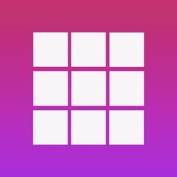 Griddy: Split Photo Grids Post