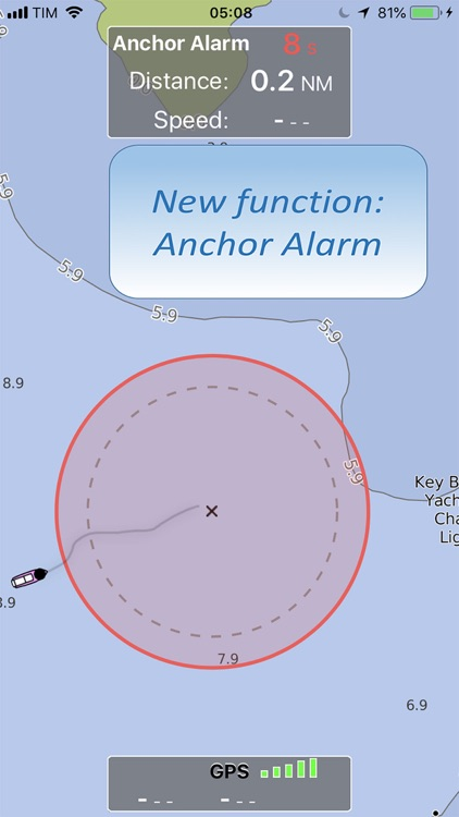 Aqua Map Lakes - Fishing Chart screenshot-3