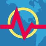 Earthquake+ Alerts, Map & Info на пк