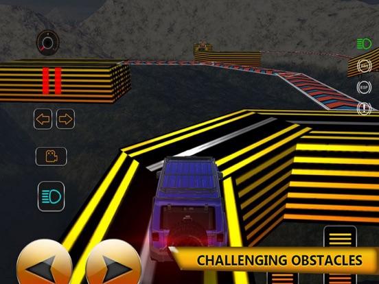 High Mountain Car Track Drivin screenshot 6