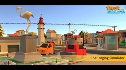 Logistics Truck Simulator 2018 screenshot one