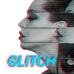 Glitch Art Cam - Video Editor