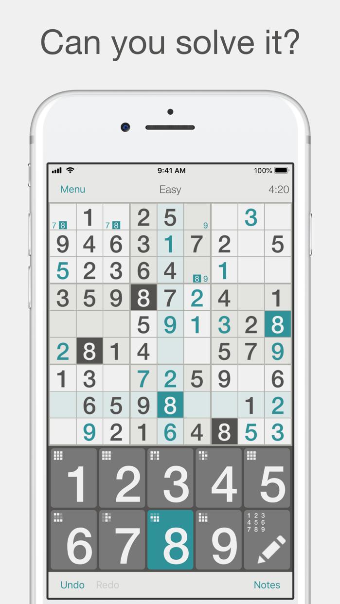 Sudoku ′ Screenshot