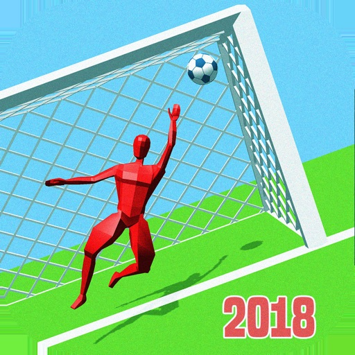 Download Penalty Football Cup 2018 free for iPhone, iPod and iPad