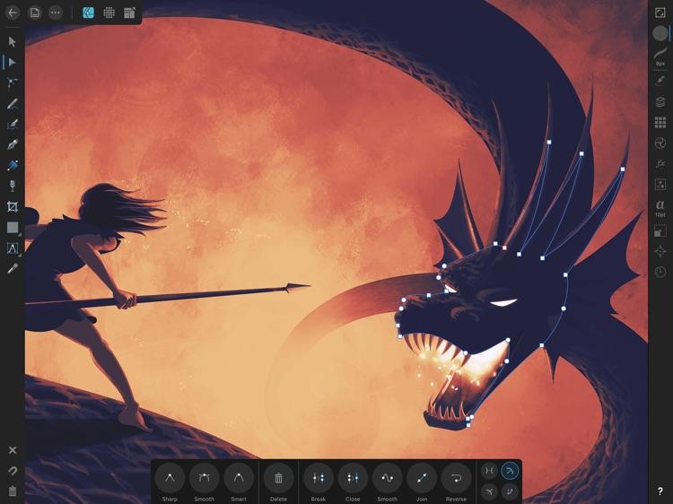 Affinity Designer screenshot-7