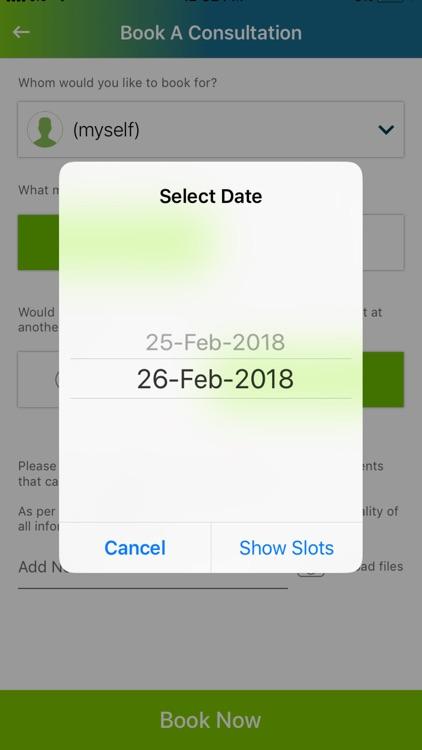 DocOnline: Ask a Doctor Online screenshot-3