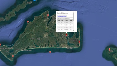 Screenshot #1 pour Massachusetts Tide Chart