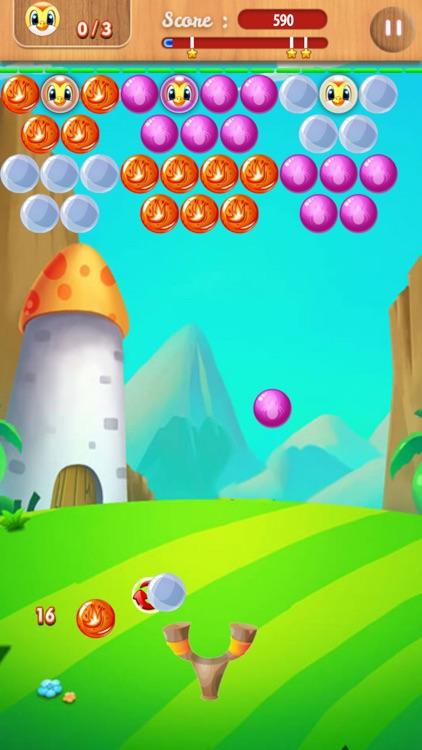 POP-Bubble Shooter