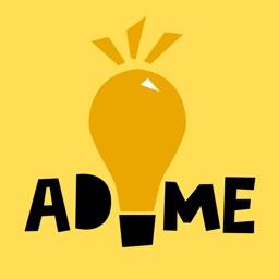 AdMe – Сделаем этот мир добрее