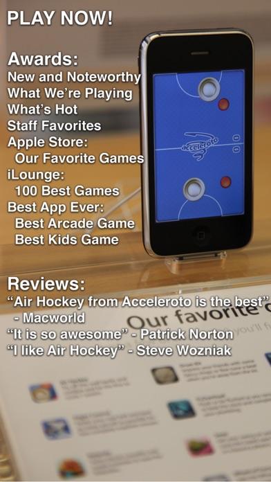 Air Hockey Screenshots