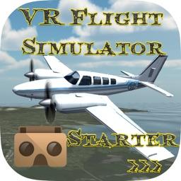 VR Flight Simulator Starter