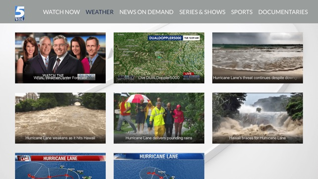 WRAL on the App Store