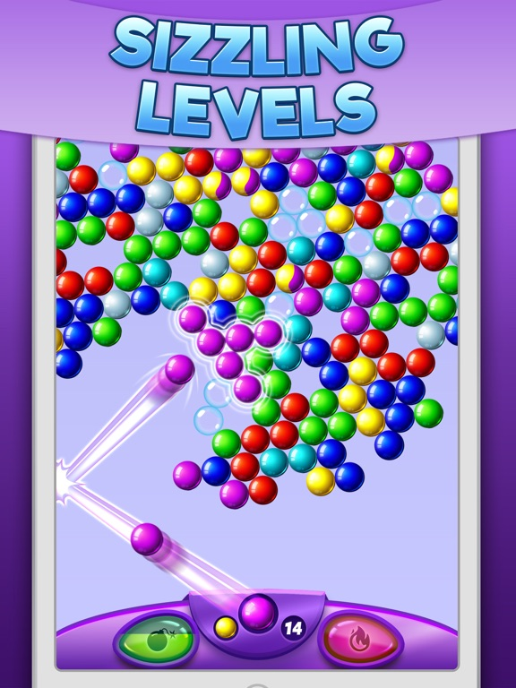 Bubble Drop Fever для iPad