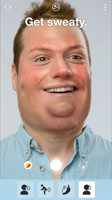 Fatify - Make Yourself Fat Screenshots