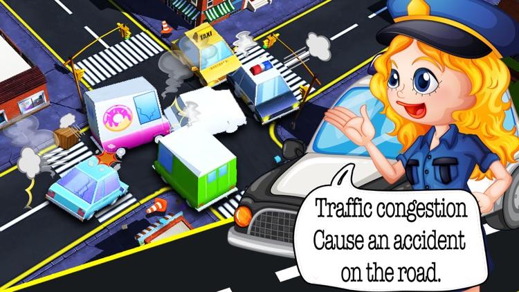Rush Traffic Jam Racer 3D