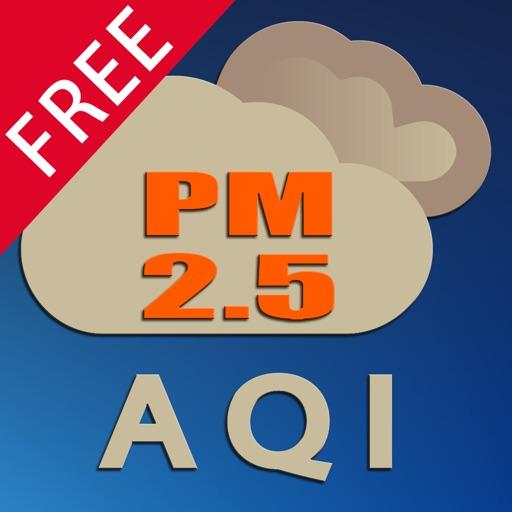 空气质量指数--PM2.5、AQI实时数据 iOS App