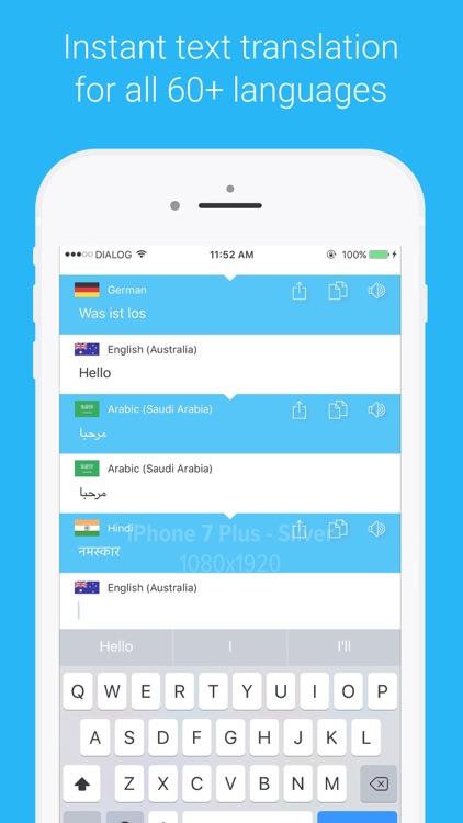 Speak Instant Translator - Voice & Text screenshot-4