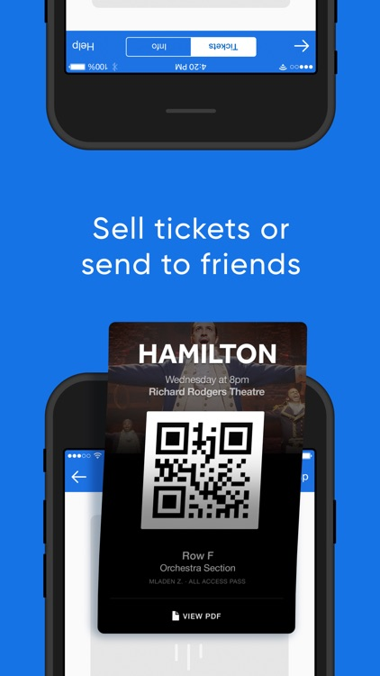 SeatGeek - Buy Event Tickets screenshot-4