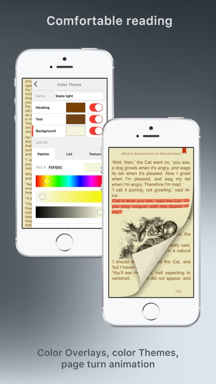 tiReader 2 Pro – eBook and Comic book reader