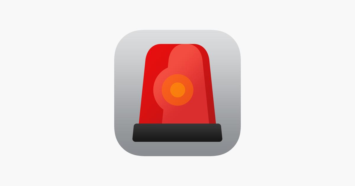 Alarmfase 1 P2000 In De App Store