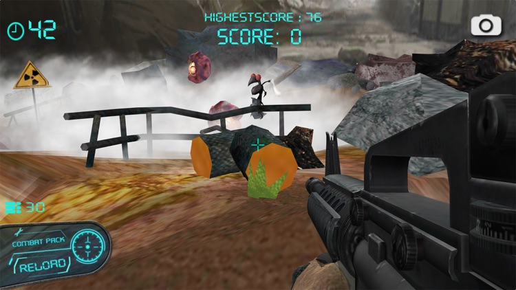 Real Strike-The Original 3D AR FPS Gun app screenshot-4