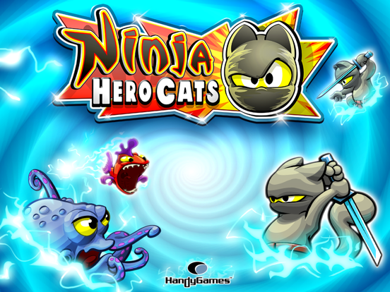 Screenshot #4 pour Ninja Hero Cats