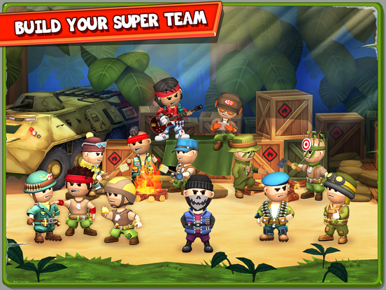 The Troopers: minions in arms screenshot 10